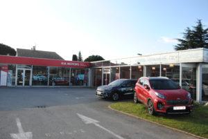 Parking concession KIA Valence