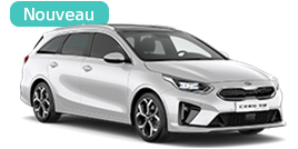 Kia Ceed SW hybride rechargeable sur valence